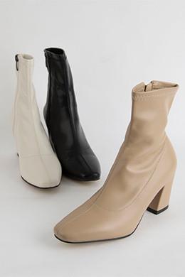 P8424 span socks slim ankle boots (225-250)