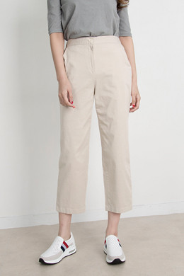 P9076 Cotton Span Wide Pants 8 (SML)